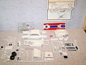 Jo-Han AMC/HURST 1969 SC/RAMBLER Open Box and Started Kit #GC2500:200 - NICE!