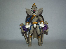 POWER RANGERS DELUXE WILD FORCE PRIME MORPHIN LUNA WOLF RANGER GOOD CONDITION