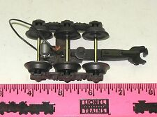 Lionel part ~ 6-wheel Die-cast Truck Passenger with power pick-up ( coupler 2.87