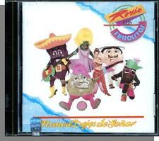 Roxie Y Los Frijolitos - Nunca Dejes De Sonar - New 1993 Spanish CD!