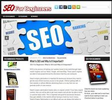 SEO complete Website Amazon,Clickbank Affiliate  HOSTING 1st YEAR + installation