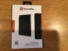 Xtreme Mac Tuffwrap Case Durable for iPad mini (1st Gen), Licorice Black LOC 4A