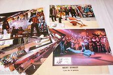 BEAT STREET ! hip hop , smurf , rare jeu 12 photos cinema  lobby card