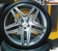 4 Jantes neuves 22' look Mercedes ML AMG GL GLK GLE