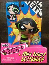 Trendmasters Cartoon Network The Powerpuff Girls Mini Friend Buttercup 1999