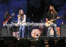 "Blackberry Smoke 8""x10"" Color Photo"