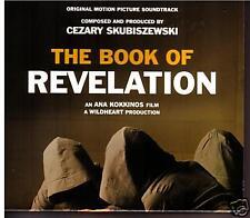 The Book Of Revelation - 2006 Australia Soundtrack CD