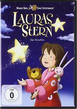 LAURAS STAR Der Lungometraggio / Versione cinematografica 2004 DVD nuovo