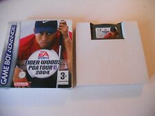 TIGER Woods PGA Tour 2004 Nintendo Gameboy/Advance/SP GBA Game