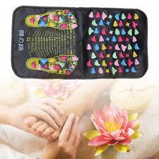 Foot Massaging Mat Health Feet Massager Sheet, Home 2in1 Reflexology Walk Stone