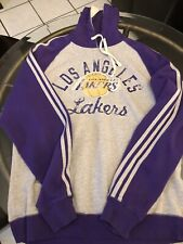 Adidas NBA Men's Los Angeles Lakers Pullover Hoodie Size S