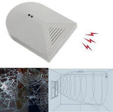 Wired Glass Break Window Security System Pop Detector Home Alarm Door Sensor