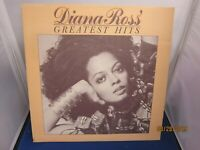 Diana Ross Greatest Hits 1976 Motown Original LP Near Mint.Cond. Super Fast Ship