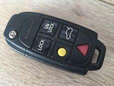 Used VOLVO S60 S80 V70 XC70 XC90 5  Button Remote Key Fob Part No 8688800