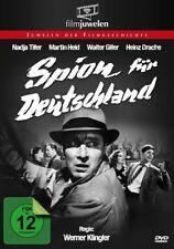 Spion für Deutschland (Heinz Drache, Martin Held, Nadja Tiller) DVD NEU + OVP!