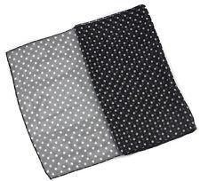 Polka Dot Scarf Light Soft Feel Chiffon Dot Print Classic Ladies Scarf Wrap Stol