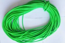 """Green ID:3 mm(1/8"""") Vacuum Silicone Hose Intercooler Coupler Pipe Turbo 10 foot"""
