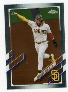 2021 Topps Chrome Singles ** PICK YOUR PLAYER  **  Rookies  Stars  Base Cards