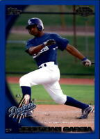 JONATHAN GARCIA 2010 Topps Pro Debut 2 #286 blue  # 322/369 mint from pack