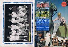 Star-ciné aventures 171 12/1965 Les pirates du diable Football F.C. Nantes