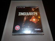 Singularity PS3 **New & Sealed** (Marks)