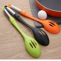 Soup Cooking Shovels Scoop Strainer Colander Pasta Filter Spoon Kitchen Tool HS