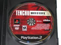Tenchu: Wrath of Heaven - Sony PS2 Classic Stealth-Action Ninja Game (2003)