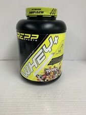 Repp Sports Whey + Premium Protein - Tropic O's 4lb Exp12/20 New Sealed