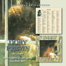 Dory Previn Dory Previn/We're Children Of Coincidence & Harpo Marx CD NEW SEALED