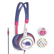 iFrogz Little Rocker Childrens  Kids  Volume Limiting Over Ear Headphones