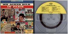 MR. ACKER BILK In Paris 1966 ATCO STEREO 12 TRACK 3 3/4 i.p.s REEL TO REEL TAPE