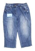 Womens ItsDenim Blue Denim Shorts Size 10/L21