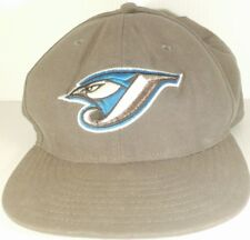 Toronto Blue Jays Gray New Era 59Fifty Size 7.5 Fitted Baseball Cap Hat