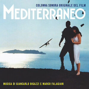 MEDITERRANEO - ORIGINAL MOTION PICTURE SOUNDTRACK - CD DIGIPACK EDITION