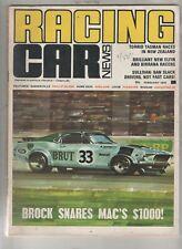 Racing Car News 1974 Feb Argentina GP Birana Elfin MR6 Adelaide Levin Pukekoke