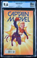 Captain Marvel (2016) #3 CGC 9.6 Jamie McKelvie 1:25 Incentive Variant Cover!