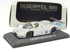 Max Models 1/43 - Mercedes Sauber C9 Le Mans 1989 N°63