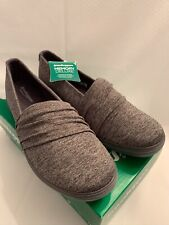 NWT Grasshoppers Women's Lacuna Pleated Slip On 🌺 Size 8