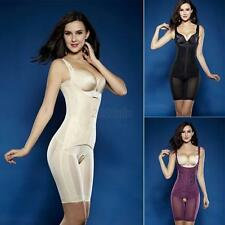 Lady Full Body Shaper Bodysuit Shapewear Thigh Bum Lift Firm Slim Control Shaper