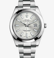 For Rolex Datejust HD Clear Crystal Protector anti-scratch, DateWindow / Bezel 2