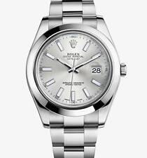 Rolex Datejust Zagg Crystal Protector anti-scratch, Date Window and Bezel set 2