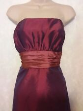 Forever Yours Size 16 Knee Length Dress