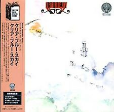 Clear Blue Sky Clear Blue Sky (1970) GIAPPONE MINI CD LP UICY - 9052
