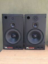 RSL 3800 STUDIO MONITOR A PAIR OF SPEAKRS
