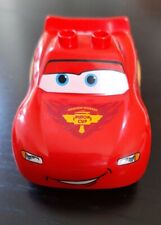 Lego Duplo Cars Lightning McQueen Flitzer Rennwagen Rot 5829 Piston Cup