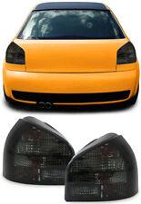 Klarglas Rückleuchten Kristall schwarz für Audi A3 8L 96-03