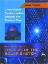 How Do We Know the Size of the Solar System (Great Scientific-ExLibrary