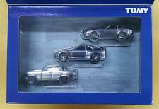 TOMICA NISSAN CAR COLLECTION FAIRLADY 240ZG SKYLINE GT-R R34 2000GT-B unopened