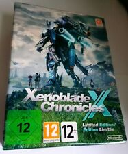 Xenoblade Chronicles X Limited Edition NEW SEALED WiiU EU