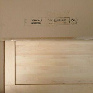 IKEA 'BERGDALA' BIRCH FAKTUM  60 x 70CM DOORS x 5 - NEW IN BOXES  -  FREEPOST